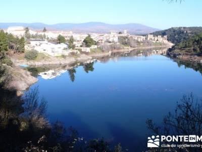 Ruta senderista por el embalse de Puentes Viejas;actividades single madrid;excursion desde madrid